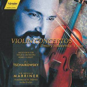 Violinkonzert/Meditation/Romeo