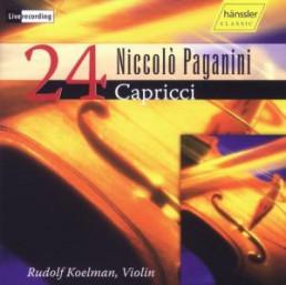24 Capricci op.1