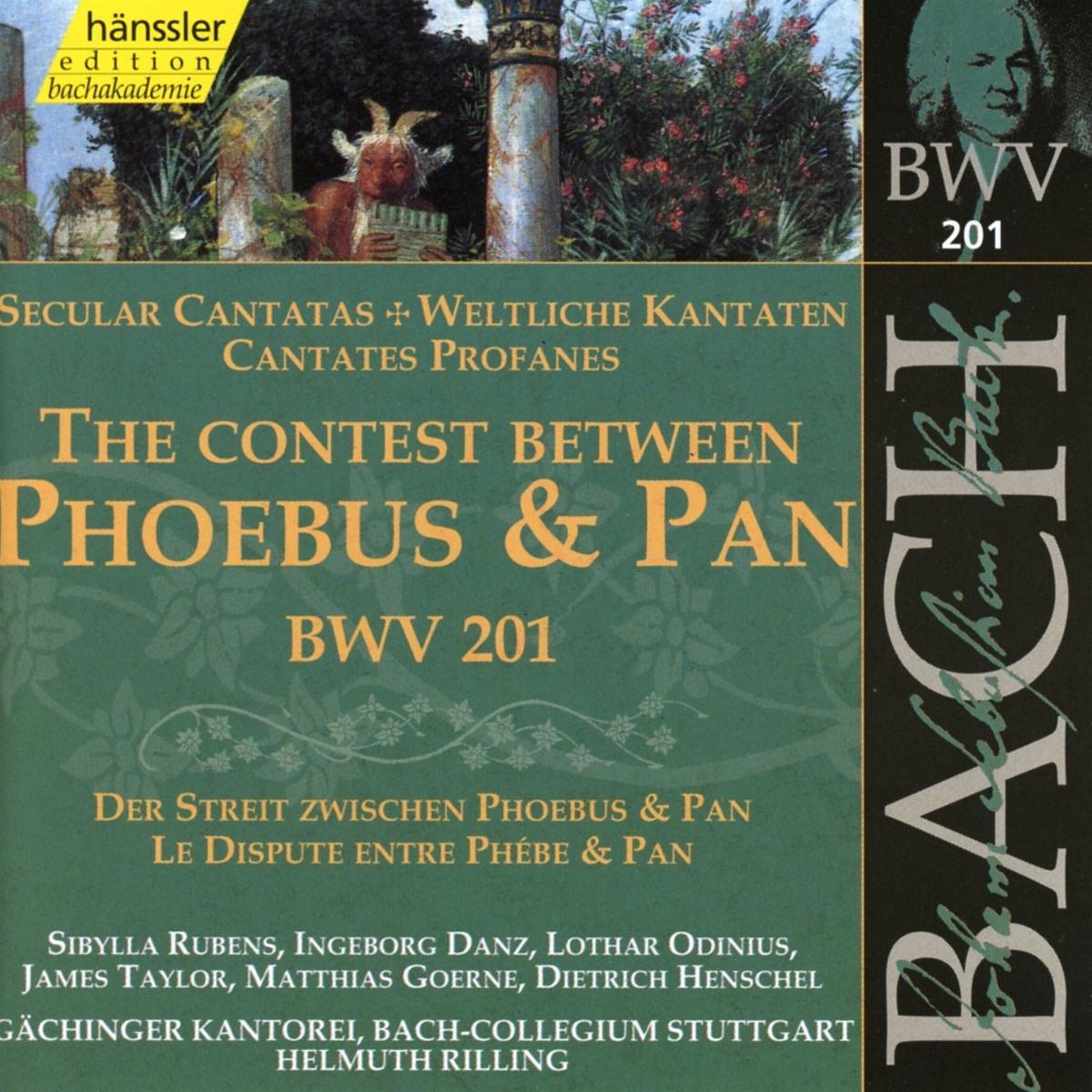 BWV 201-Streit Zw.Phoebus & P