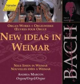 Neue Ideen In Weimar