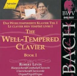 Wohltemperierte Klavier Buch 1