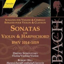 Violinsonaten BWV 1014-1019