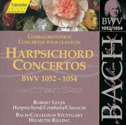 Cembalokonzerte BWV 1052-1054