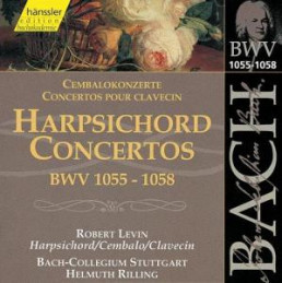 Cembalokonzerte BWV 1055-1058