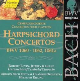 Cembalokonzerte BWV 1060-1062