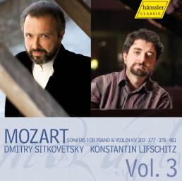 Sonaten F.Violine U.Klavier Vol.3
