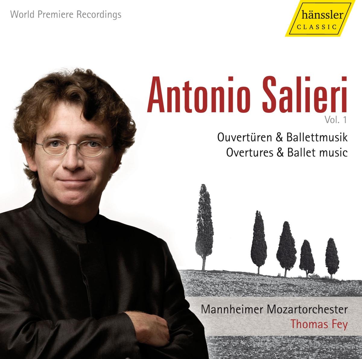 Ouvertüren Und Ballettmusik Vol.1