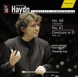Sinfonien 60+61/Ouvertüre D-Dur