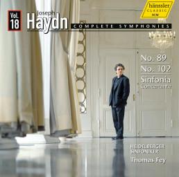 Sinfonien 89+102/Sinfonia concertante
