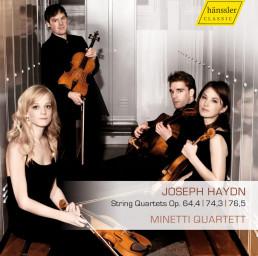 Streichquartette op.64