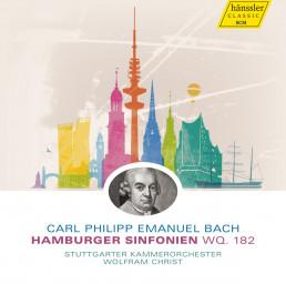 Hamburger Symphonien WQ 182