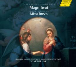 Magnificat/Missa brevis