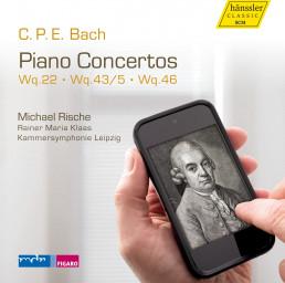 Klavierkonzerte Wq 22