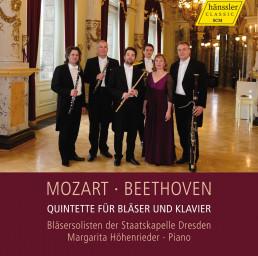 Quintette für Bläser und Klavier
