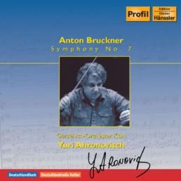 Ahronovitch: Bruckner Sinfonie 7