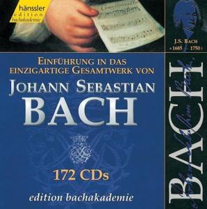 Einf. in d. einzigartige Ges.werk von J.S.Bach