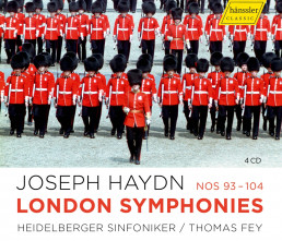 Haydn:London Symphonies