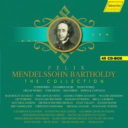 Mendelssohn-The Collection