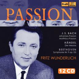 Fritz Wunderlich: Passion