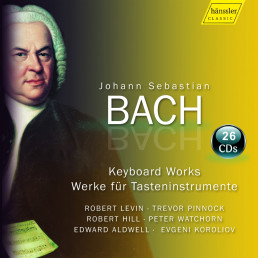 Bach: Complete Keyboard Works