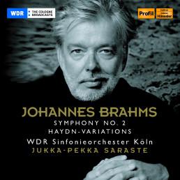 Brahms: Sinfonie 2/Haydn-Variationen