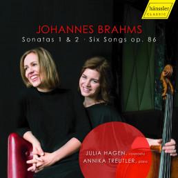 Brahms:Sonaten Für Violoncello Und Klavier