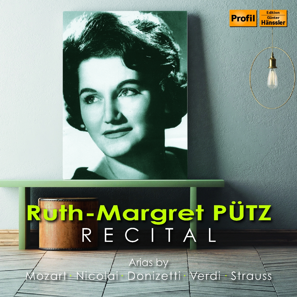 Margrete Pütz: Recital