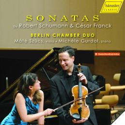 Schumann/Frank: Sonaten und Lieder