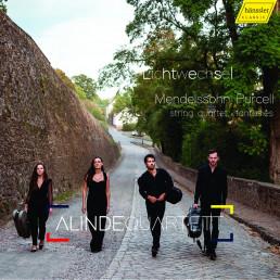 Mendelssohn:Capriccio für Streichquartett