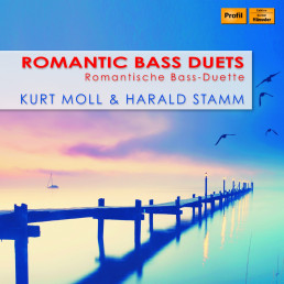 Romantic bass duets