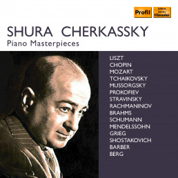 Shura Cherkassky Edition