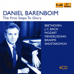 Barenboim: The First Step Of Glory