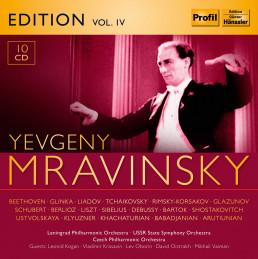 Evgeny Mravinsky Edition Vol.4