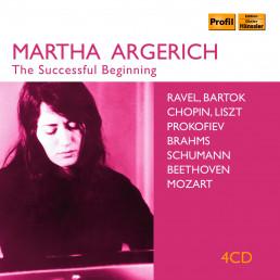 Martha Argerich: The Successful Beginning