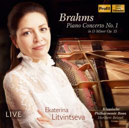 Brahms: Klavierkonzerte 1
