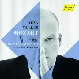 Mozart: Sämtliche Sonaten Vol.1