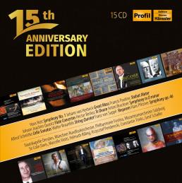 15th Anniversary Edition/15 Jahre Profil Medien