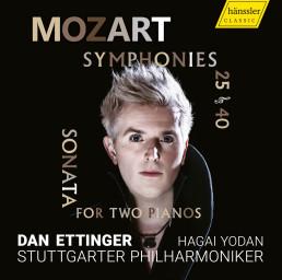 Mozart:Sinfonien 25 & 40