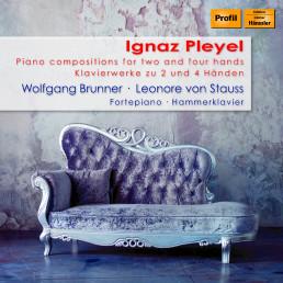 Ignaz Pleyel: Klavierwerke zu 2 und 4 Händen