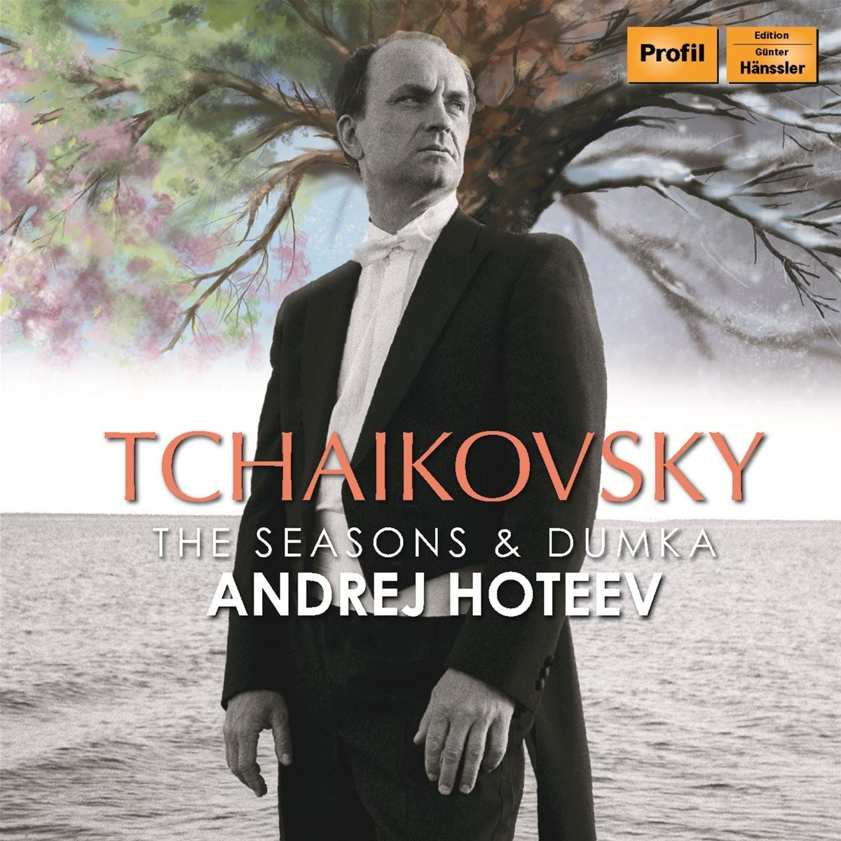 Tchaikovsky: Seasons & Dumka