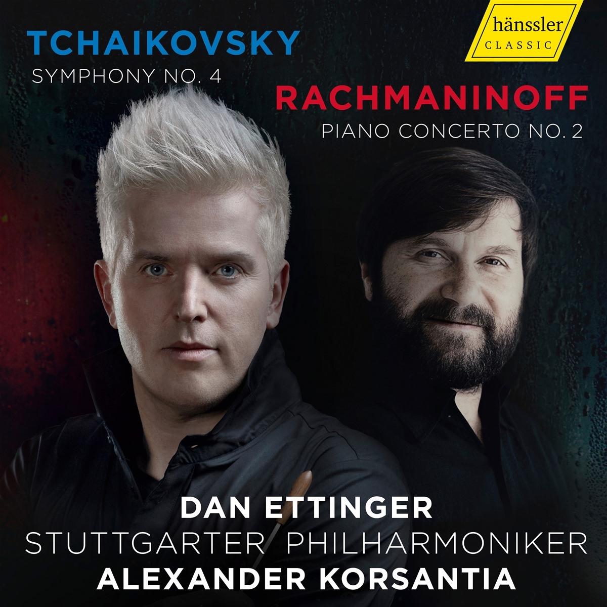 Tchaikovksy Sinfonie 4 & Rachmaninoff Piano C