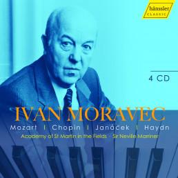 HC20084 Ivan Moravec 4 CD
