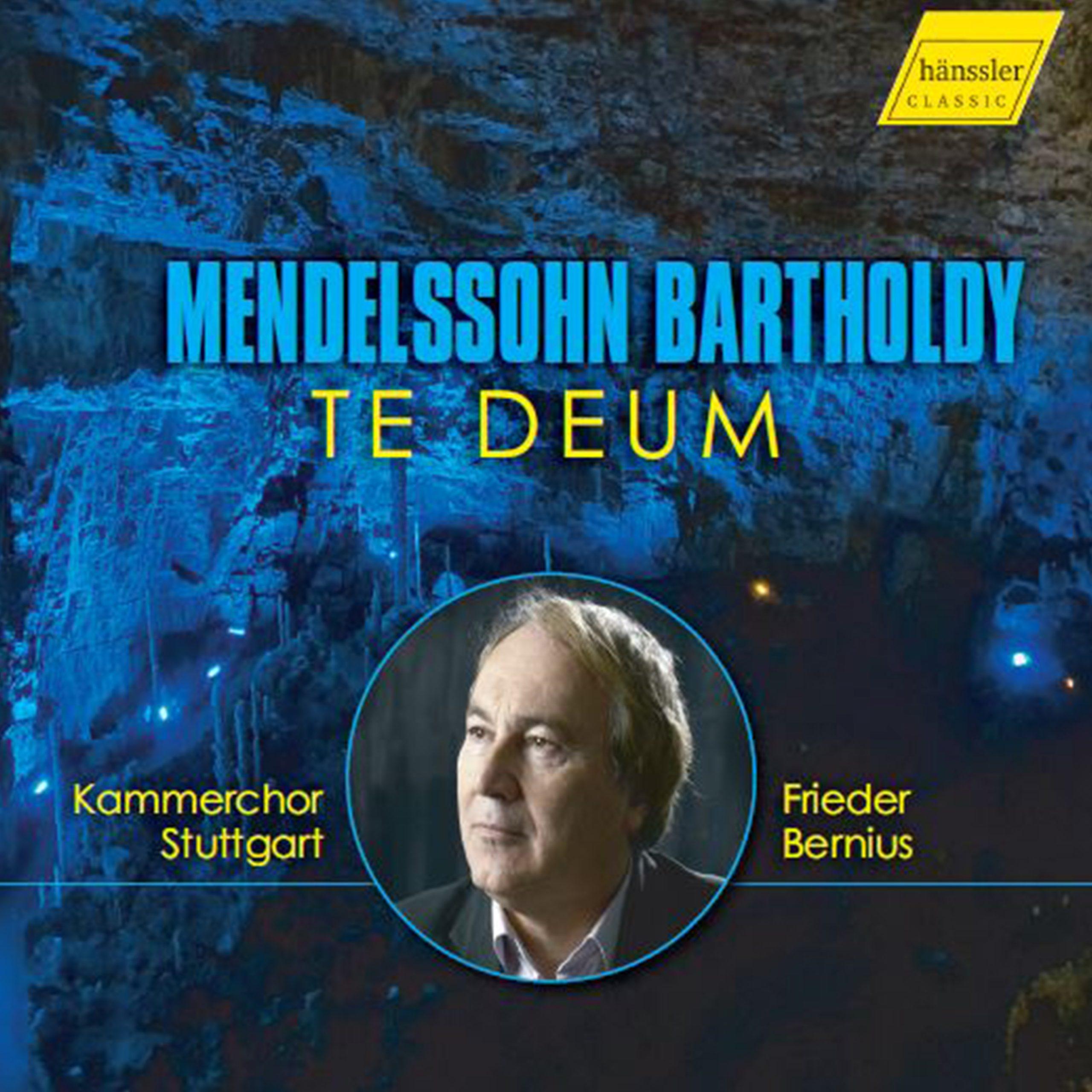 HC20034 Bernius Te Deum