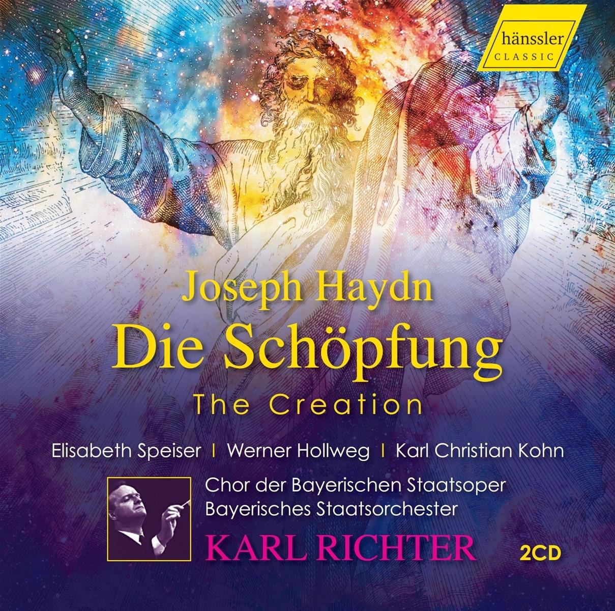 Die Schöpfung/The Creation-Joseph Haydn