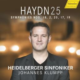 Haydn Vol.25-Sinfonien 18