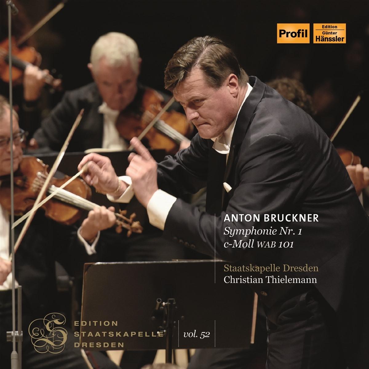 BRUCKNER: Symphonie Nr.1 Thielemann,Christian/SD