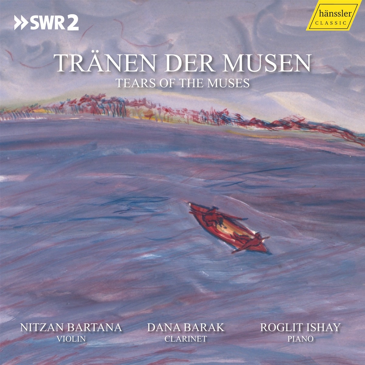 Tears of the Muses-Tränen der Muse